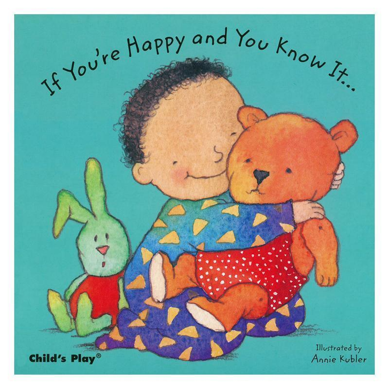 IF YOURE HAPPY AND YOU KNOW IT-Childrens Books & Music-JadeMoghul Inc.