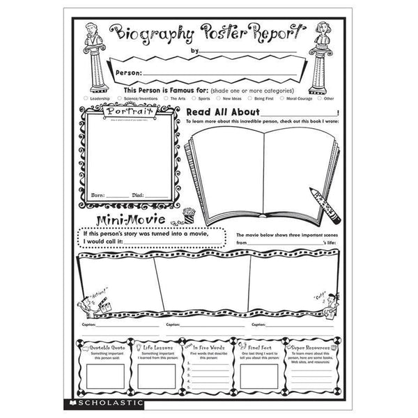 INSTANT PERSONAL POSTER SETS-Learning Materials-JadeMoghul Inc.