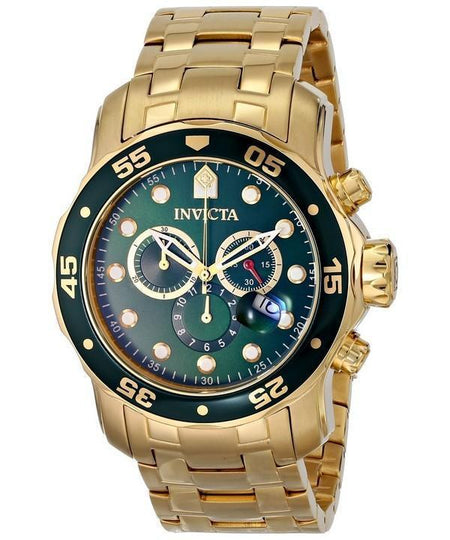Invicta Pro Diver Chronograph 200M 0075 Men's Watch-Branded Watches-JadeMoghul Inc.