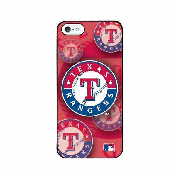 Iphone 5 MLB Texas Rangers 3D Logo Case-All Other Sports-JadeMoghul Inc.