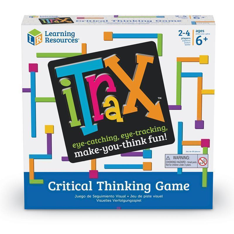 ITRAX GAME-Learning Materials-JadeMoghul Inc.