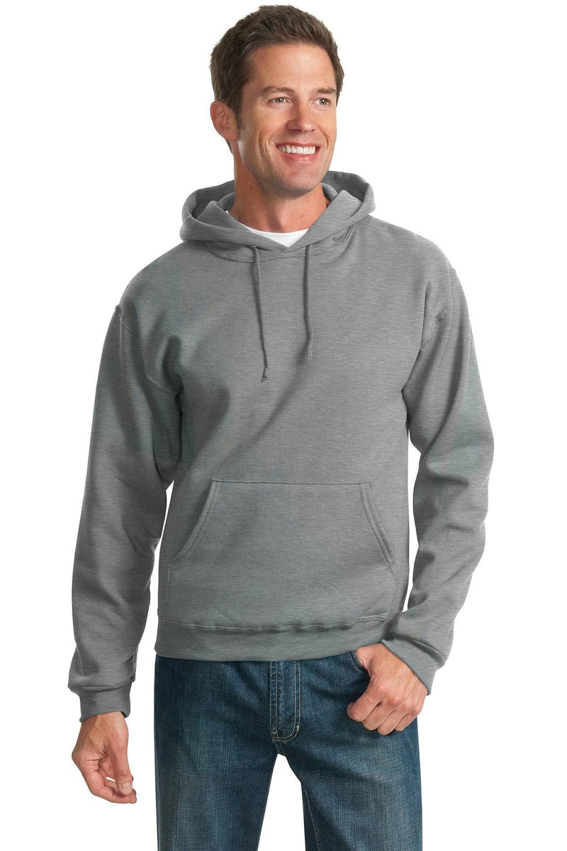 JERZEES - NuBlend Pullover Hooded Sweatshirt. 996M-Sweatshirts/fleece-Oxford-4XL-JadeMoghul Inc.
