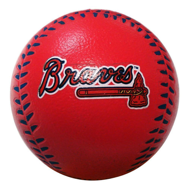 K2 MLB Atlanta Braves Roundtrip Baseball-LICENSED NOVELTIES-JadeMoghul Inc.