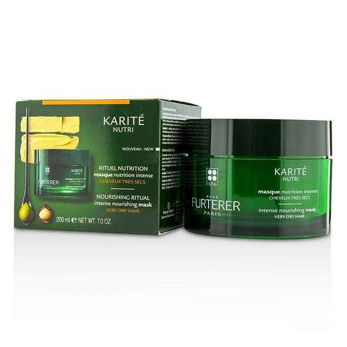 Karite Nutri Nourishing Ritual Intense Nourishing Mask (Very Dry Hair) - 200ml-7oz-Hair Care-JadeMoghul Inc.
