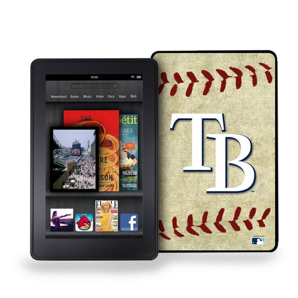 Kindle Fire Vintage Baseball Cover - Tampa Bay Rays-All Other Sports-JadeMoghul Inc.