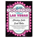Las Vegas Invitation Bright Green (Pack of 1)-Invitations & Stationery Essentials-Dark Pink-JadeMoghul Inc.