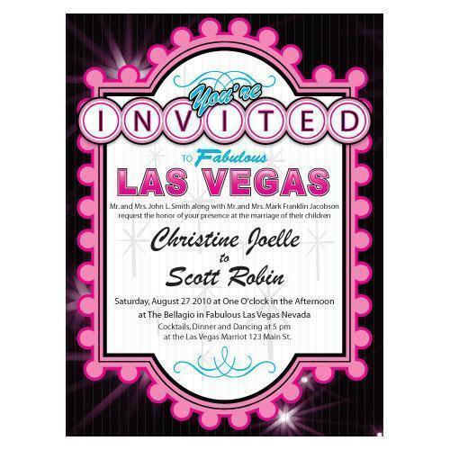Las Vegas Invitation Bright Green (Pack of 1)-Invitations & Stationery Essentials-Lemon Yellow-JadeMoghul Inc.