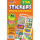 Learning Materials Praise & Reward Spd Sticker Pads TREND ENTERPRISES INC.