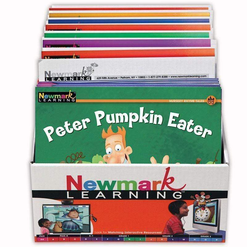 Learning Materials Rising Readers Leveled Books NEWMARK LEARNING