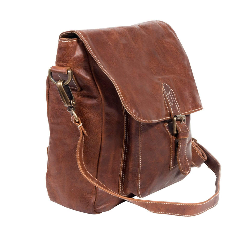 Leather Bags New Stylish Satchel ML