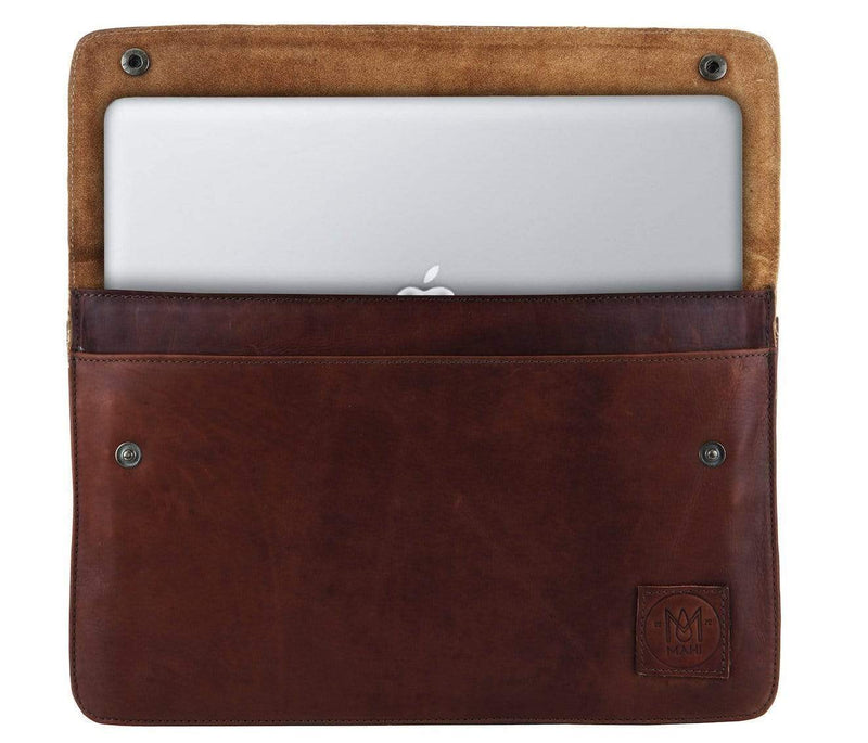 Leather Bags The Chic Sleek Macbook Sleeve ML