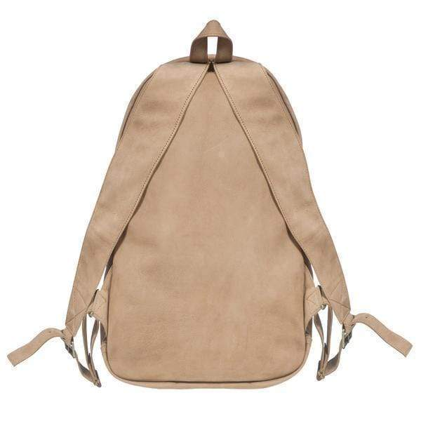 Leather Bags The Elegant Backpack (Cognac) ML
