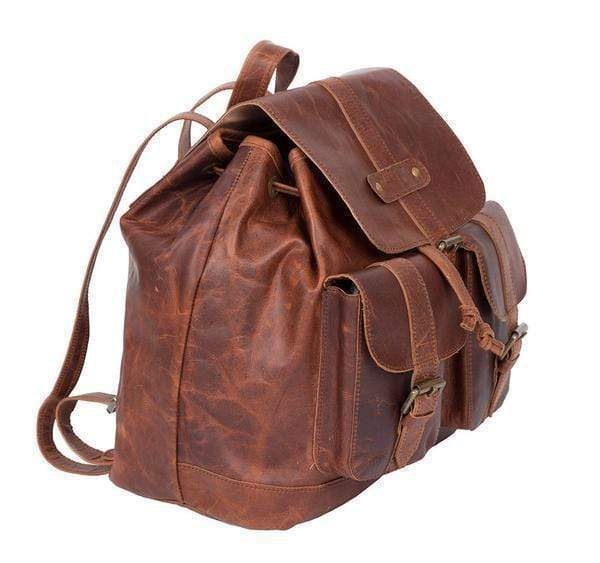 Leather Bags The Everyday Backpack ML
