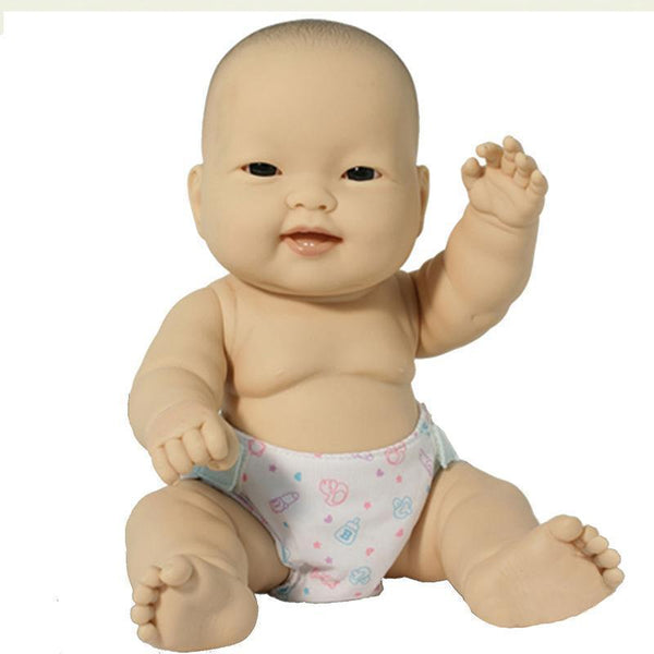 LOTS TO LOVE 10IN ASIAN BABY DOLL-Toys & Games-JadeMoghul Inc.