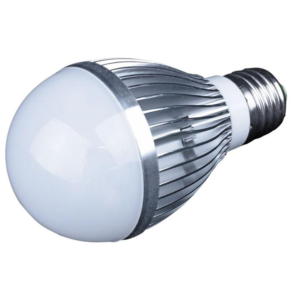 Lunasea E26 Screw Base LED Bulb - 12-24VDC-7W- Warm White [LLB-48FW-82-00]-Bulbs-JadeMoghul Inc.