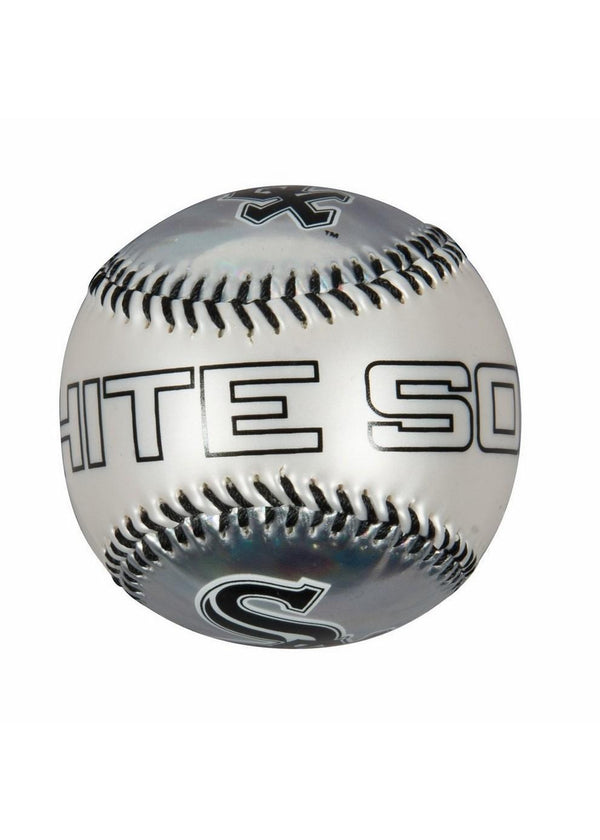 Major League Baseball-Franklin Sports MLB Soft Strike Baseball - Chicago White Sox-MLB-JadeMoghul Inc.