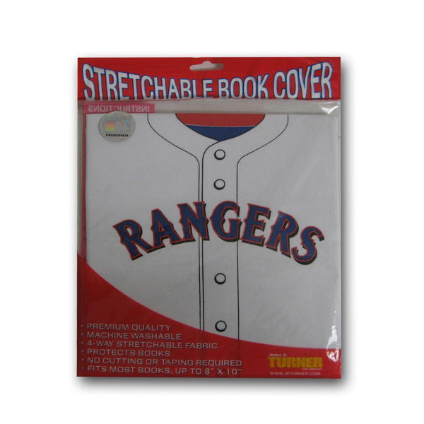 Major League Baseball-Game Buddy Book Cover Rangers-MLB-JadeMoghul Inc.