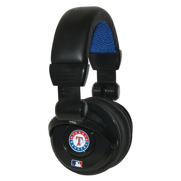 Major League Baseball-Ihip Rangers Headphones-MLB-JadeMoghul Inc.