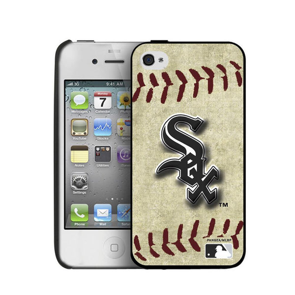 Major League Baseball-Iphone 44S Hard Cover Case Vintage Edition - Chicago White Sox-MLB-JadeMoghul Inc.
