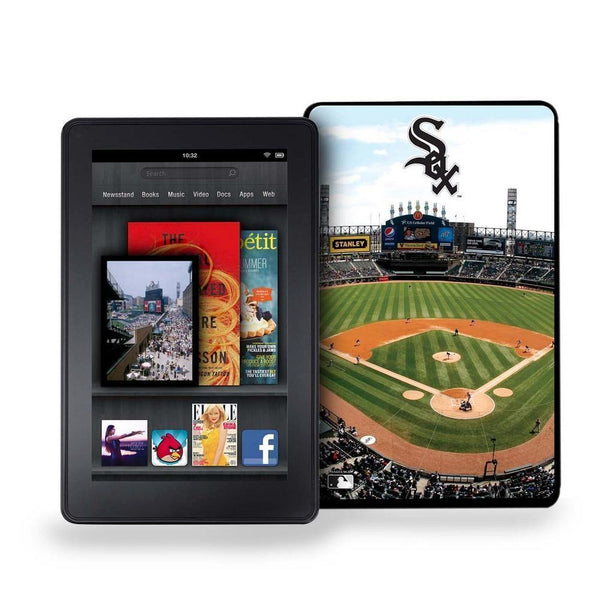 Major League Baseball-Keyscaper Kindle Fire Case Stadium - Chicago White Sox-MLB-JadeMoghul Inc.