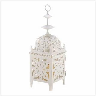 MEDALLION CANDLE LANTERN-Seasonal Merchandise/Gifts-JadeMoghul Inc.