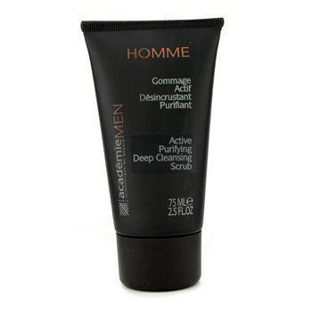 Men Active Purifying Deep Cleansing Scrub-Men's Skin-JadeMoghul Inc.