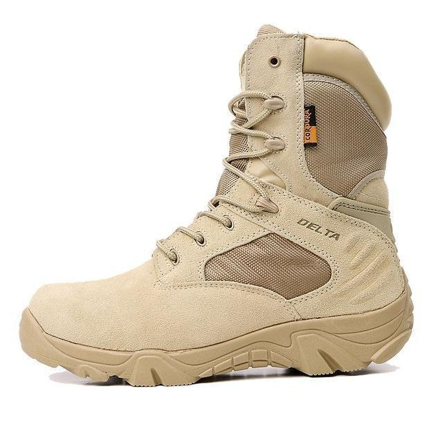 Men Desert Camouflage Military Tactical Boots-Sand-7-JadeMoghul Inc.