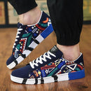 Men Fashion Canvas Shoes / Lace Up Outdoor Casual Shoes-Style 10-10-JadeMoghul Inc.