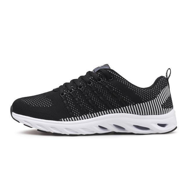 Men High Quality Lightweight Lace-Ups / Unisex Footwear-778xblack-5-JadeMoghul Inc.