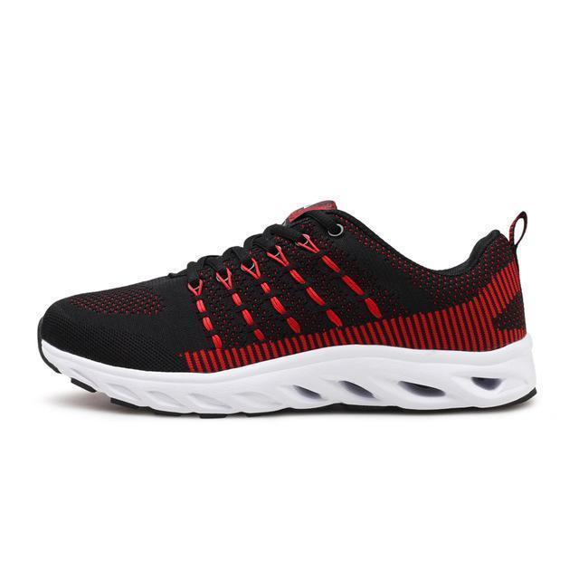 Men High Quality Lightweight Lace-Ups / Unisex Footwear-778xred-5-JadeMoghul Inc.