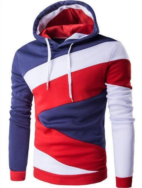 Men Hoodie / Slim Fit Men Hoody-NZL-M-JadeMoghul Inc.