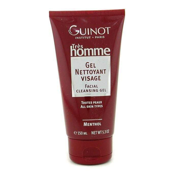 Men's Skin Tres Homme Facial Cleansing Gel Guinot