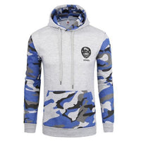 Men Sportswear Pullover / Comfortable Casual Hip hop Sweatshirt-gray blue-S-JadeMoghul Inc.