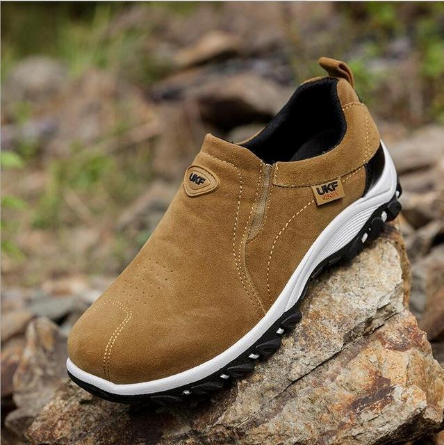 Men Summer Fashion Holed Shoes / Lace Up Casual Shoes-style 7-10-JadeMoghul Inc.