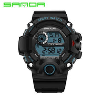 Men Waterproof Watch / Luxury Sports Watch-JadeMoghul Inc.