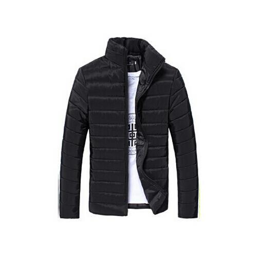 Mens Casual Jacket For All Seasons-Black-M-JadeMoghul Inc.