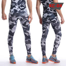 Mens Compression Pants - Crossfit Tights Men Bodybuilding Pants Trousers Camouflage Joggers-KC04-S-JadeMoghul Inc.