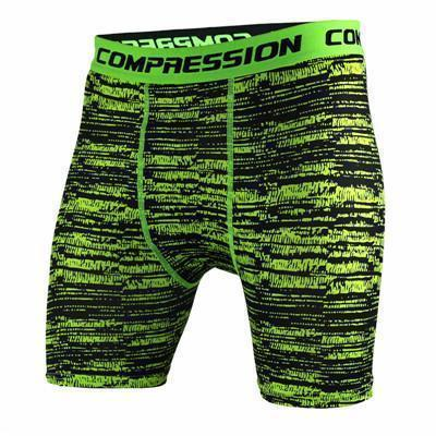 Mens Compression Shorts 2016 Summer Camouflage Bermuda Shorts Fitness Men Cossfit Bodybuilding Tights Camo Shorts-KD22-S-JadeMoghul Inc.