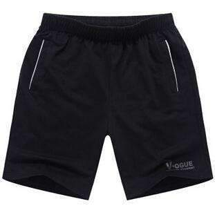 Men's Summer Beach Shorts-Black-XXXL-JadeMoghul Inc.