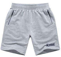 Men's Summer Beach Shorts-Gray-XXXL-JadeMoghul Inc.