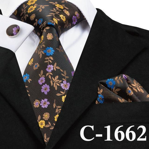 Arizona State Flag Mens Classic Silk Ties Personalized Gift Neckties Galaxy