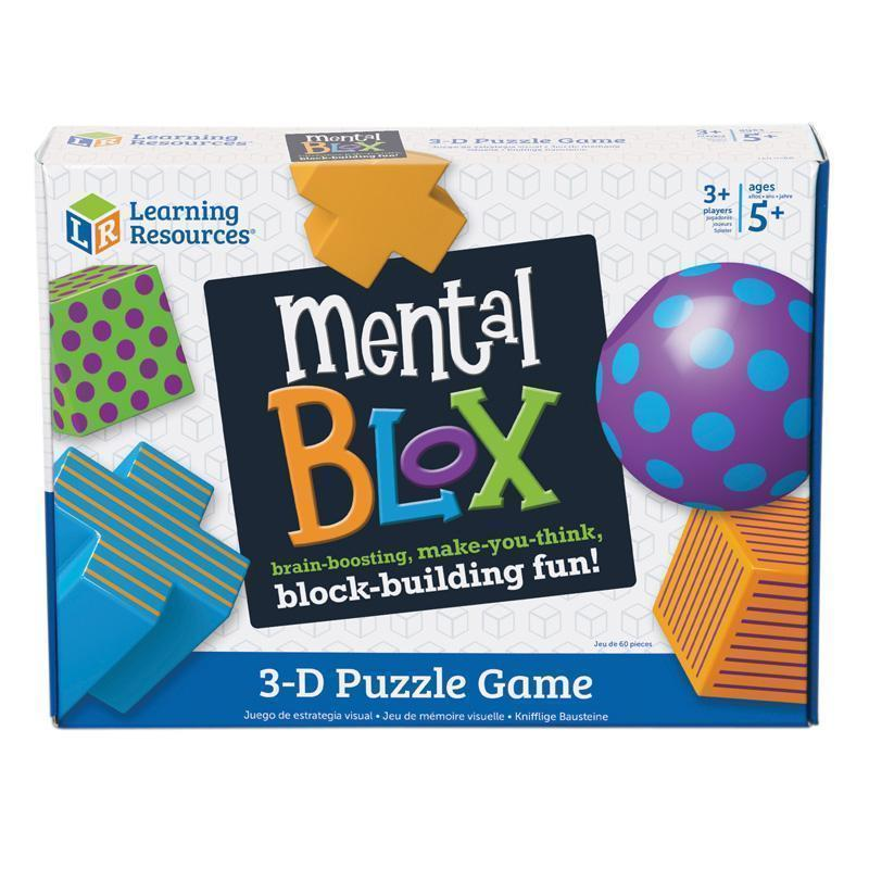 MENTAL BLOX CRITICAL THINKING SET-Learning Materials-JadeMoghul Inc.