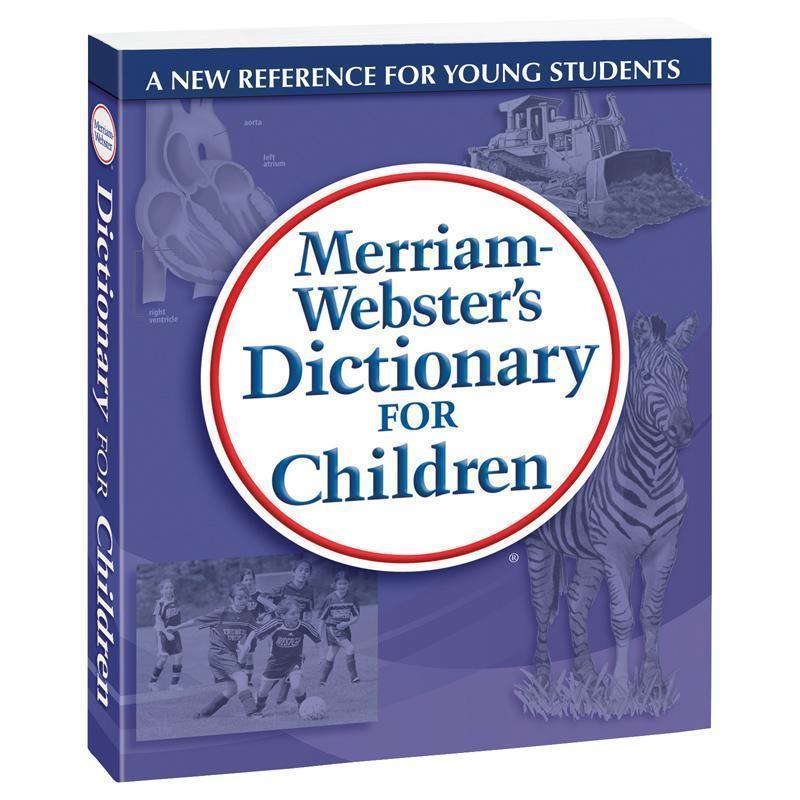 MERRIAM WEBSTERS DICTIONARY FOR-Learning Materials-JadeMoghul Inc.