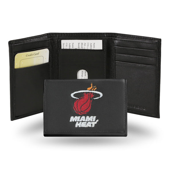 MIAMI HEAT EMBROIDERED TRIFOLD-RTR Tri-Fold (Embroidered)-JadeMoghul Inc.