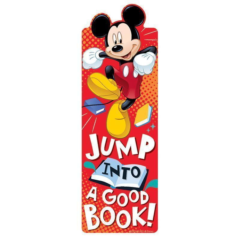 MICKEY BOOKMARKS-Learning Materials-JadeMoghul Inc.