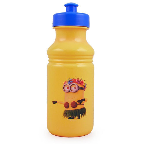 Minions 17 oz. Pull Top Water Bottle-Toy-JadeMoghul Inc.