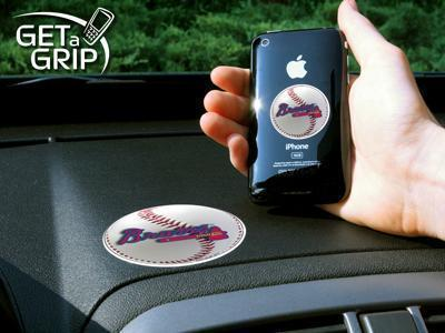 MLB - Atlanta Braves Get an Automotive Grip-Get a Grip-JadeMoghul Inc.