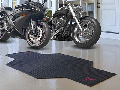 "MLB - Atlanta Braves Motorcycle Mat 82.5""x42""-Motorcycle Mat-JadeMoghul Inc."