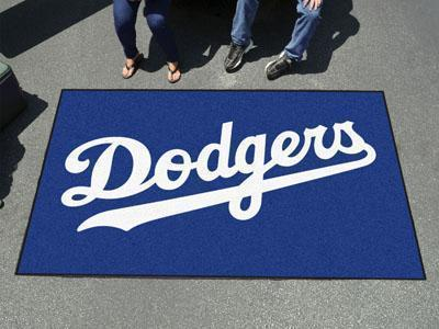 Outdoor Rug MLB Los Angeles Dodgers Ulti-Mat