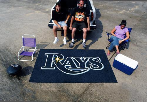 Outdoor Rugs MLB Tampa Bay Rays Ulti-Mat